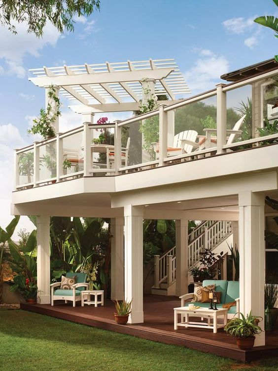 The beach house: what will it look like?